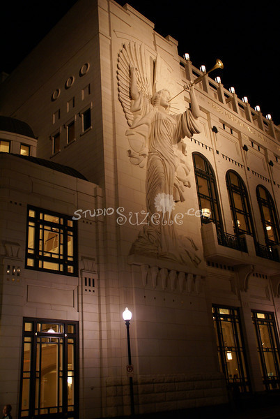 (131) Bass Hall, Ft. Worth, Texas : 2007