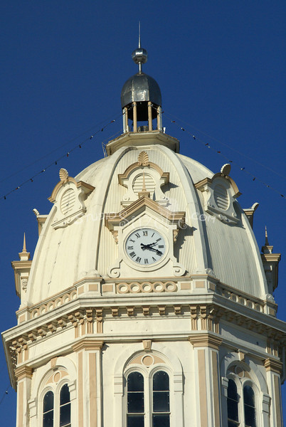 (210) Madison County Courthouse : 2008