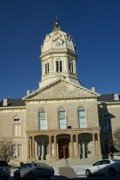(208) Madison County Courthouse : 2008