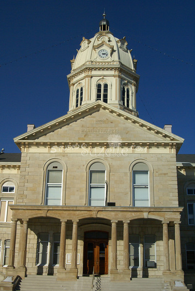 (206) Madison County Courthouse : 2008