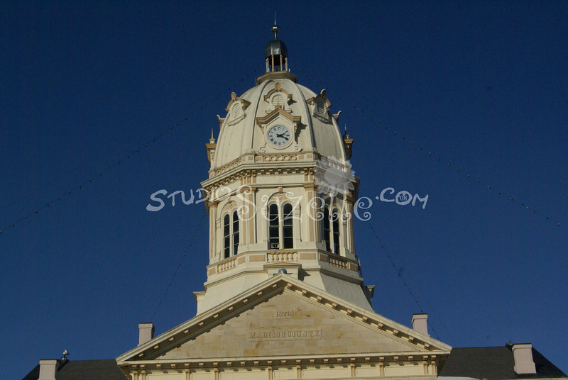(211) Madison County Courthouse : 2008