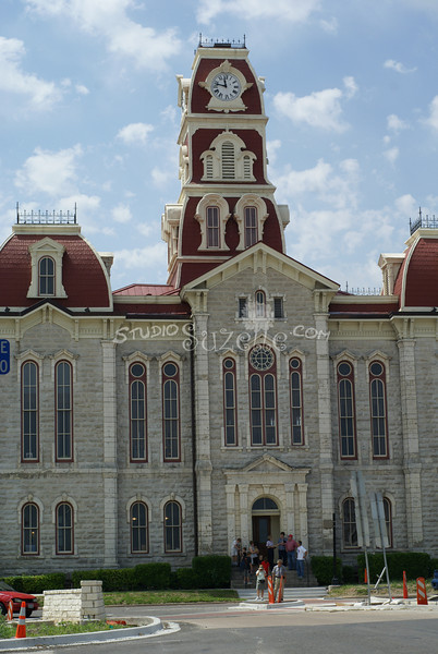 (102) Parker County Texas Courthouse : 2008