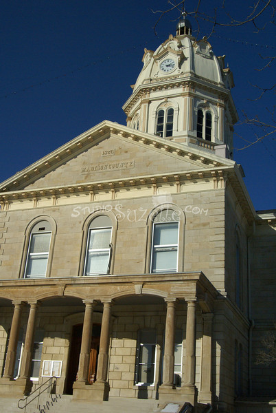 (205) Madison County Courthouse : 2008