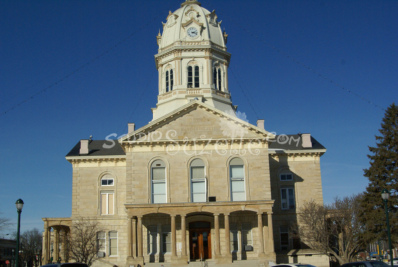 (207) Madison County Courthouse : 2008
