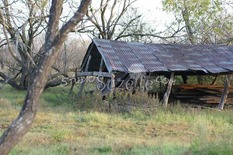 2009: Barn in Hamilton, Texas