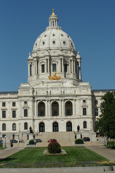 (107) Minnesota State Capitol : 2008