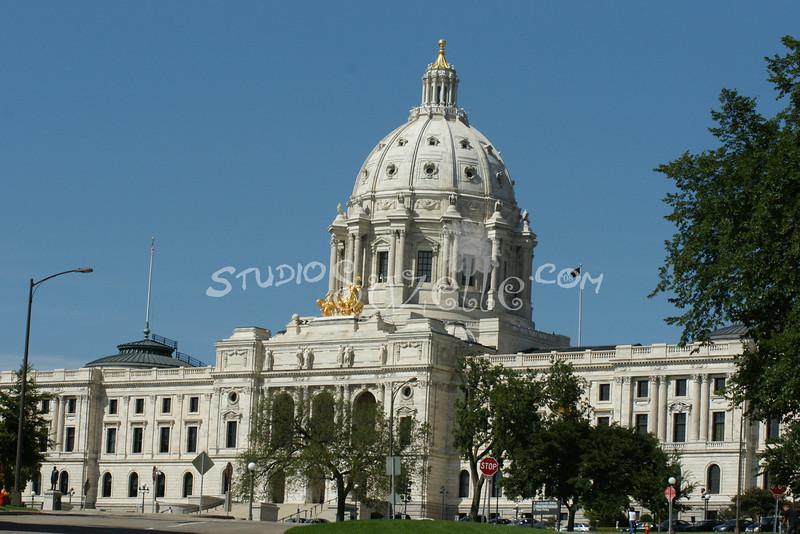 (102) Minnesota State Capitol : 2008