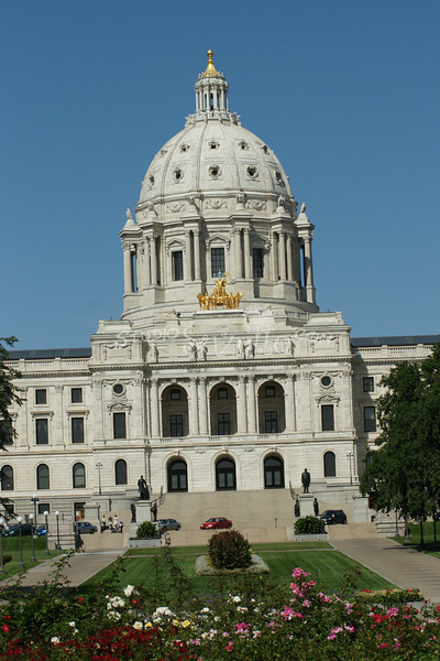 (110) Minnesota State Capitol : 2008