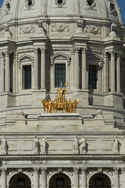 (109) Minnesota State Capitol : 2008