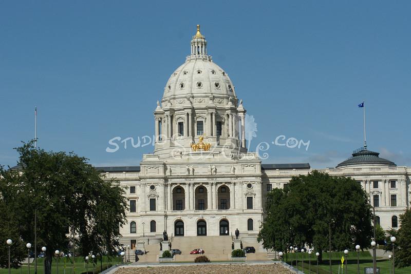 (120) Minnesota State Capitol : 2008