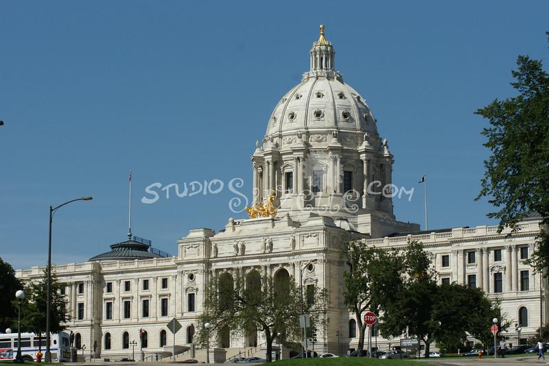 (101) Minnesota State Capitol : 2008