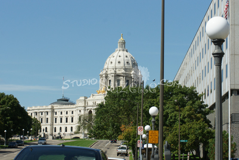 (100) Minnesota State Capitol : 2008