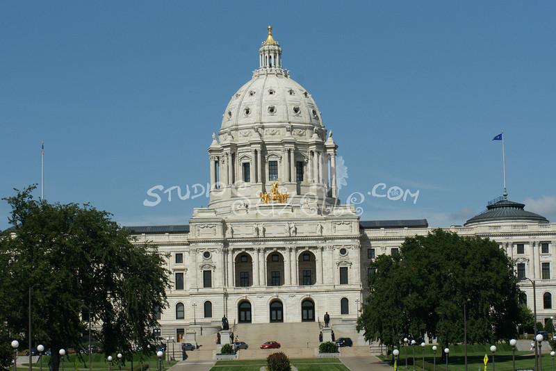 (116) Minnesota State Capitol : 2008