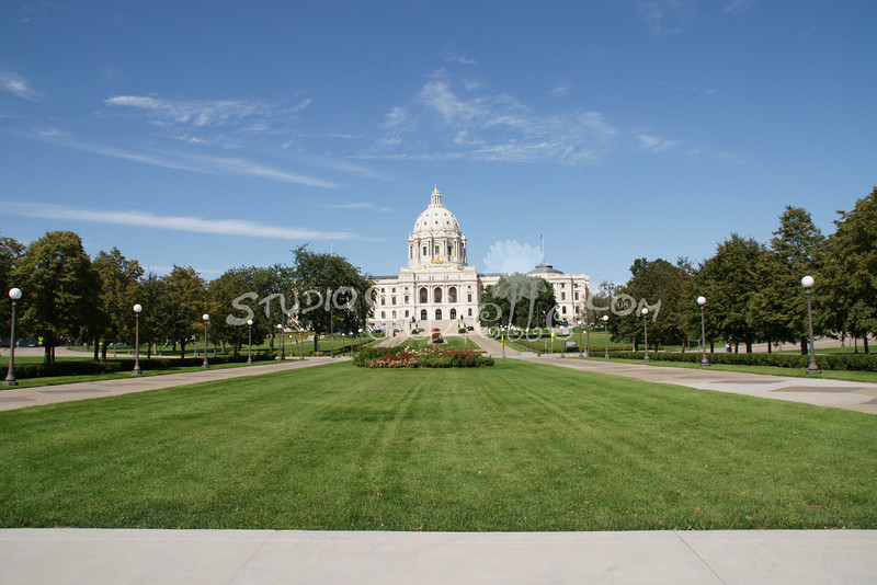 (144) Minnesota State Capitol : 2008