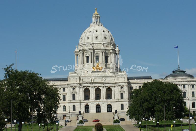 (117) Minnesota State Capitol : 2008