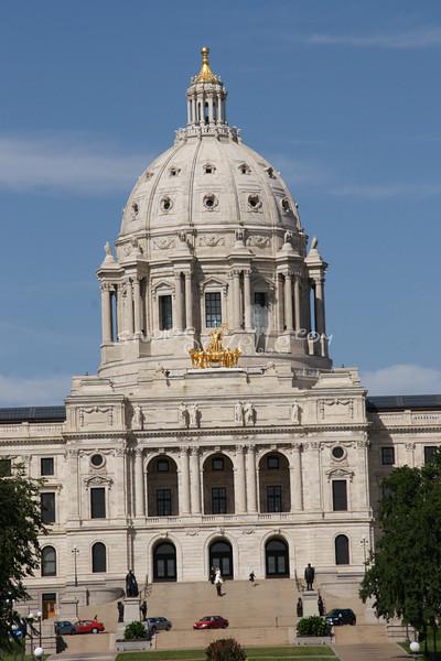 (152) Minnesota State Capitol : 2008