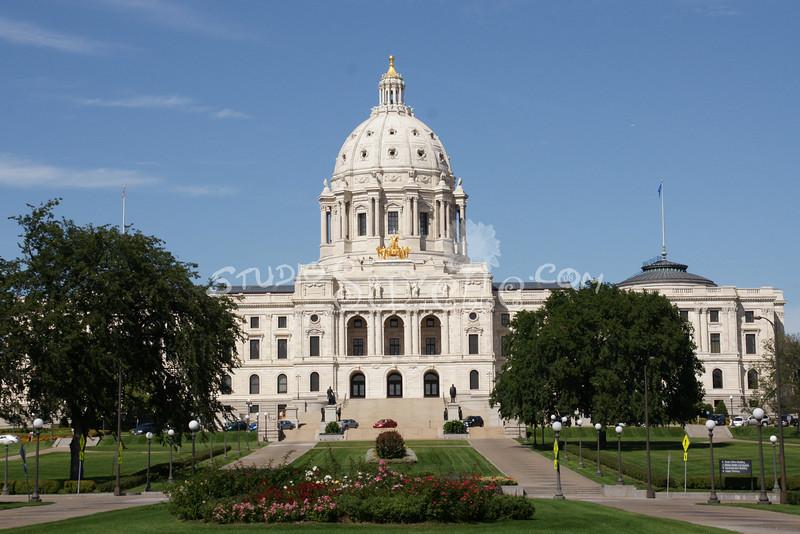 (142) Minnesota State Capitol : 2008