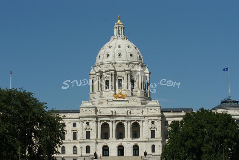 (112) Minnesota State Capitol : 2008
