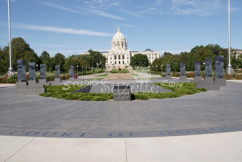 (150) Minnesota State Capitol : 2008