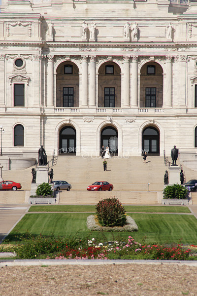 (153) Minnesota State Capitol : 2008