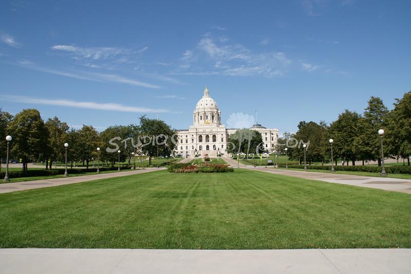(145) Minnesota State Capitol : 2008