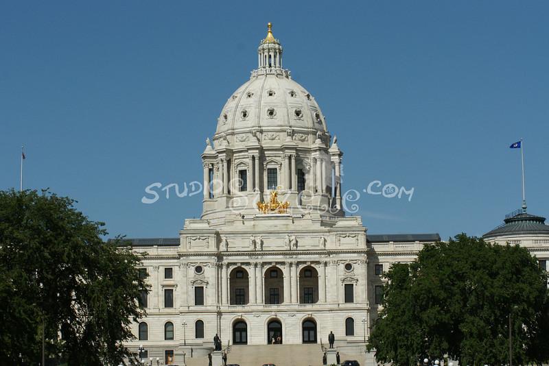 (113) Minnesota State Capitol : 2008
