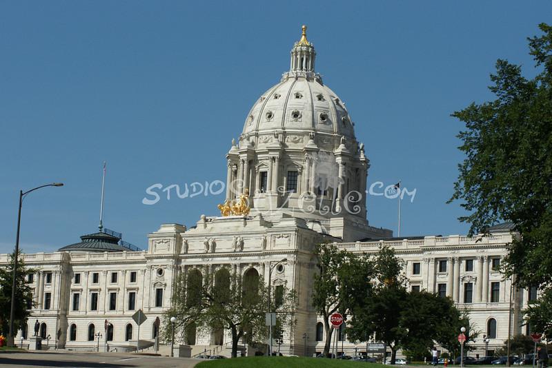 (103) Minnesota State Capitol : 2008
