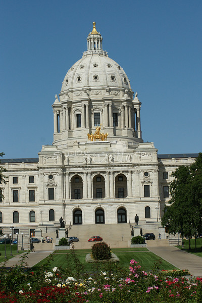 (111) Minnesota State Capitol : 2008