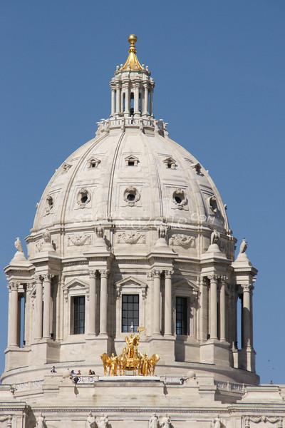 (143) Minnesota State Capitol : 2008
