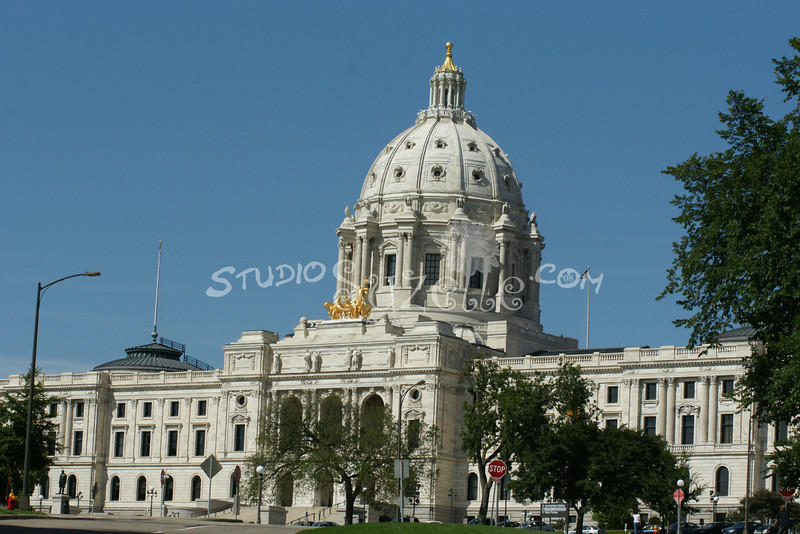 (104) Minnesota State Capitol : 2008