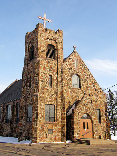 St. James Church<br /> Jacobs Prairie, MN