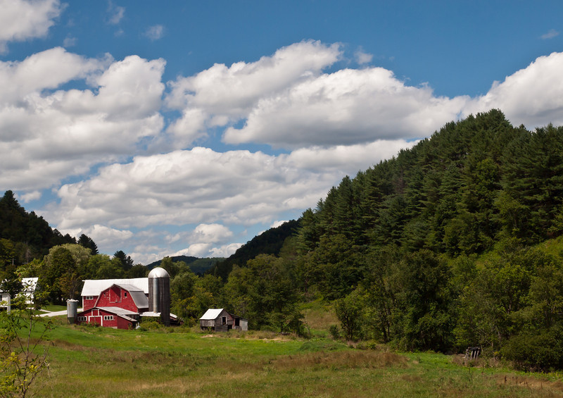 Cabot, VT - so absolutely quintessential rural Vermont that I had to stop.