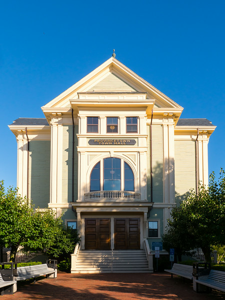 P-town hall