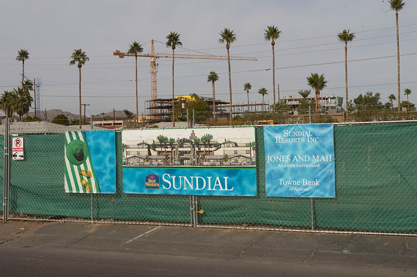 Sundial: First shoot