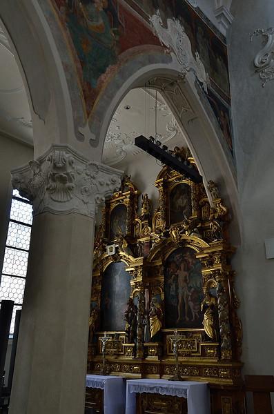 Konstanz - Dreifaltigkeitskirche