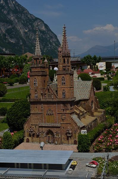 katedrála Munster v Basileji