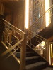 "Staircase and rails for the set of ""American Horror Story: Hotel"""