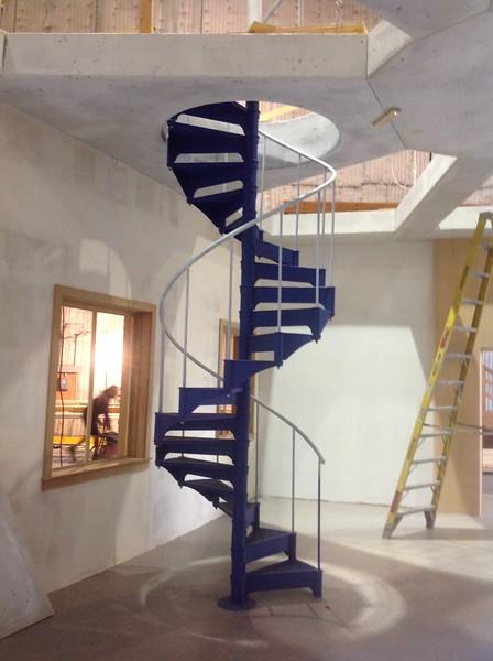 Spiral Staircase; Netflix's The OA, Season 1