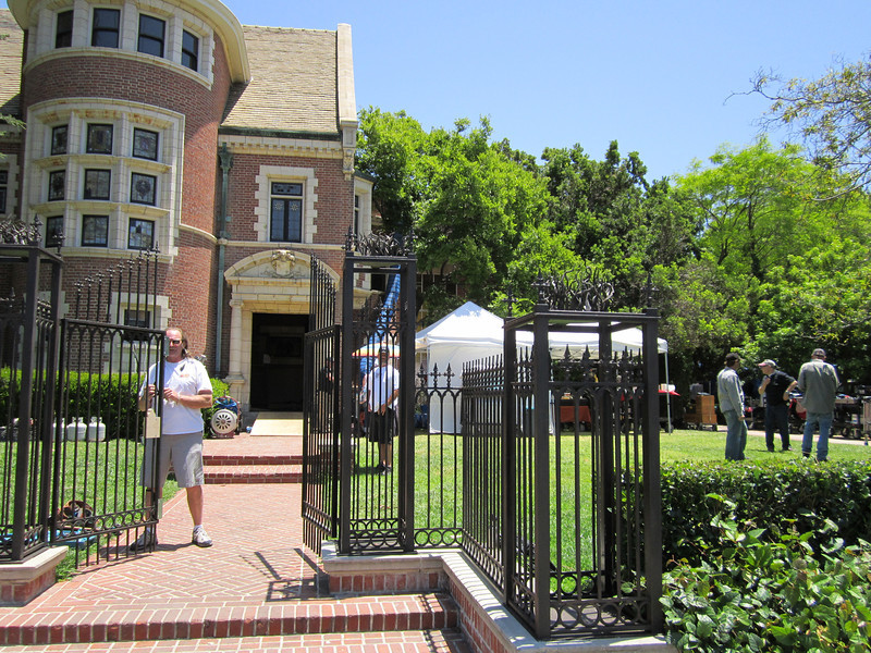 "Gate for ""American Horror Story: Murder House"""