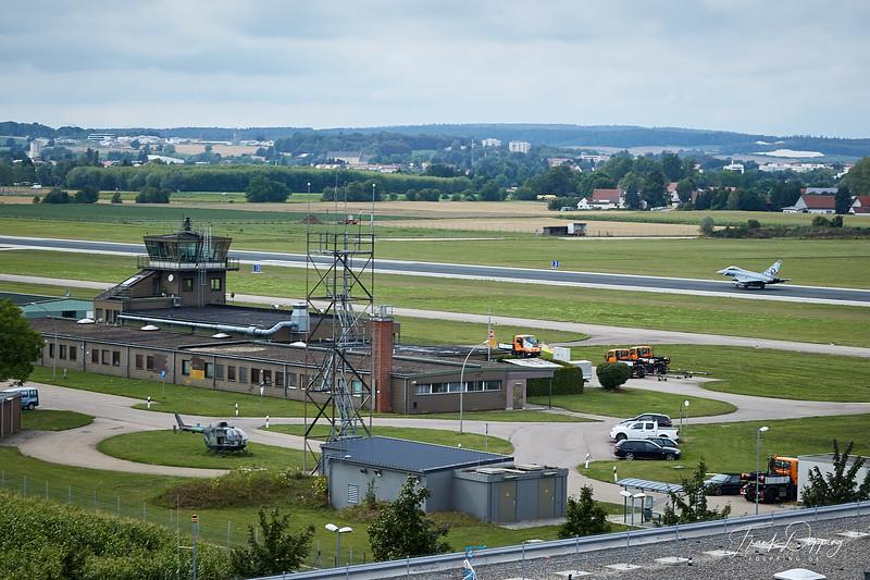 Towereinweihung Neuburg