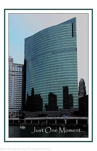 Architectural boat tour, Chicago, Illinois.