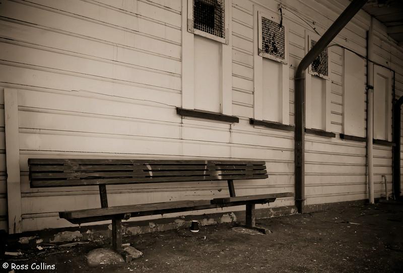 Tawa Railway Station, Wellington, 20 December 2012
