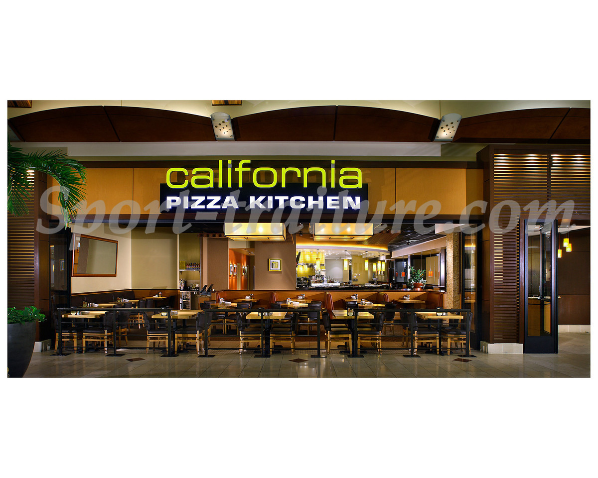 Commissioned by Aria Group Architects and California Pizza Kitchen.