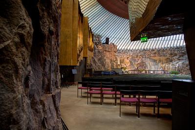 Church in the Rock