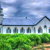 Castell Methodist Church - Castell, Texas