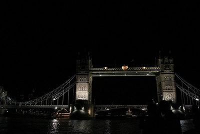 Thames Boat Ride 18/09