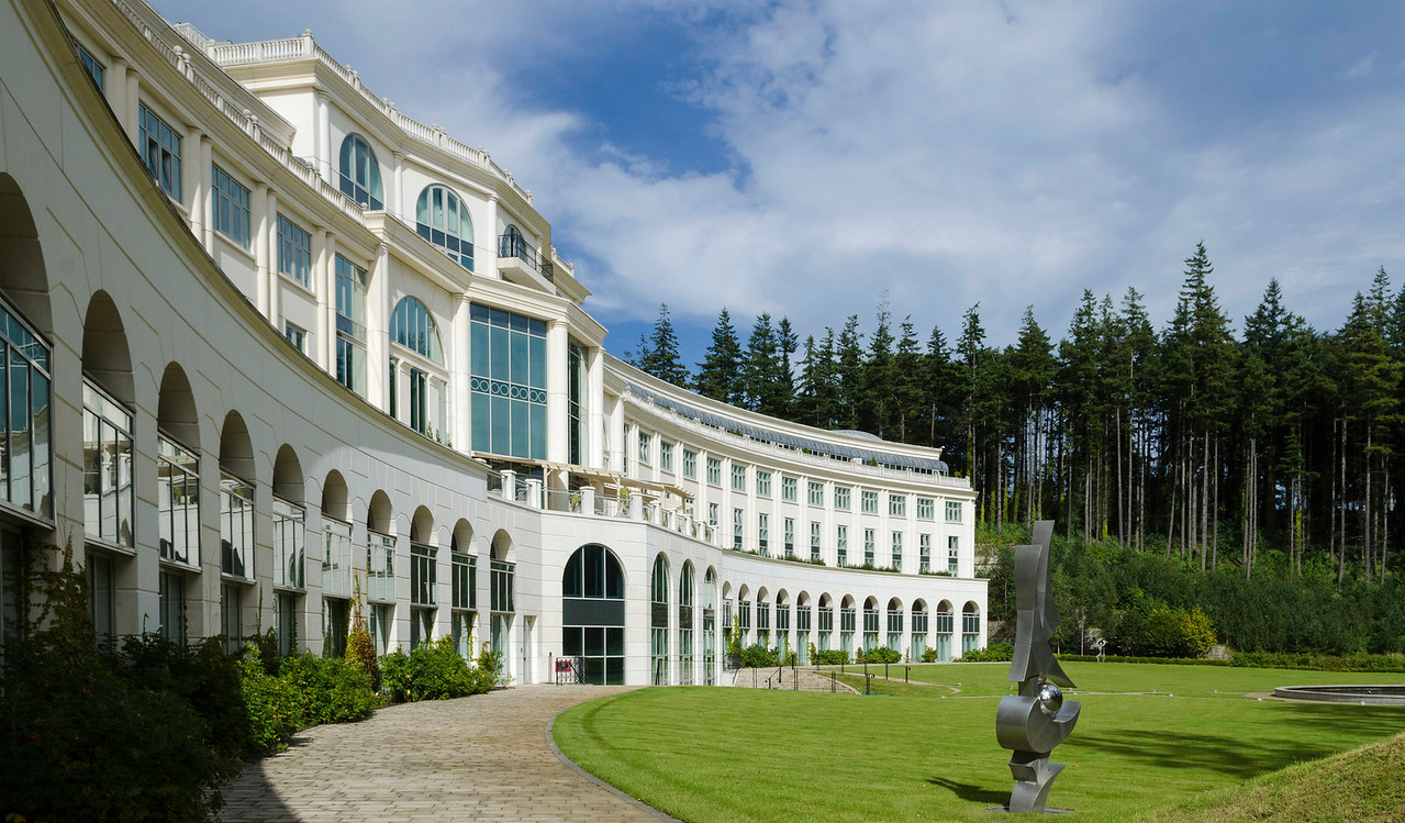 Ritz Carlton Hotel, Powerscourt, Co Wicklow, Ireland