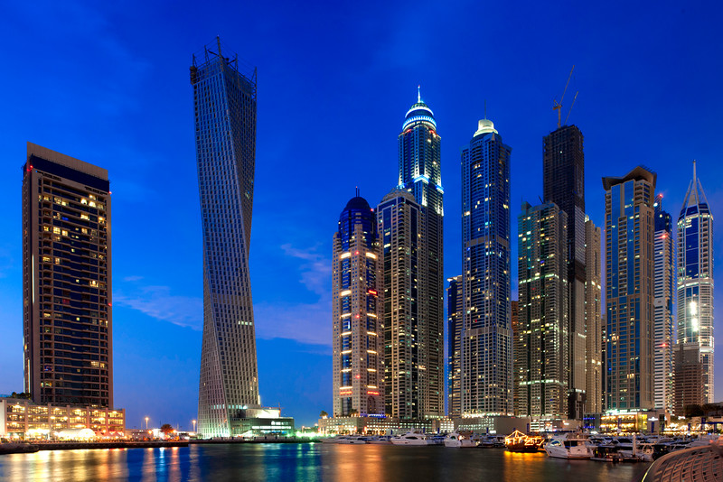 The Marina, Dubai