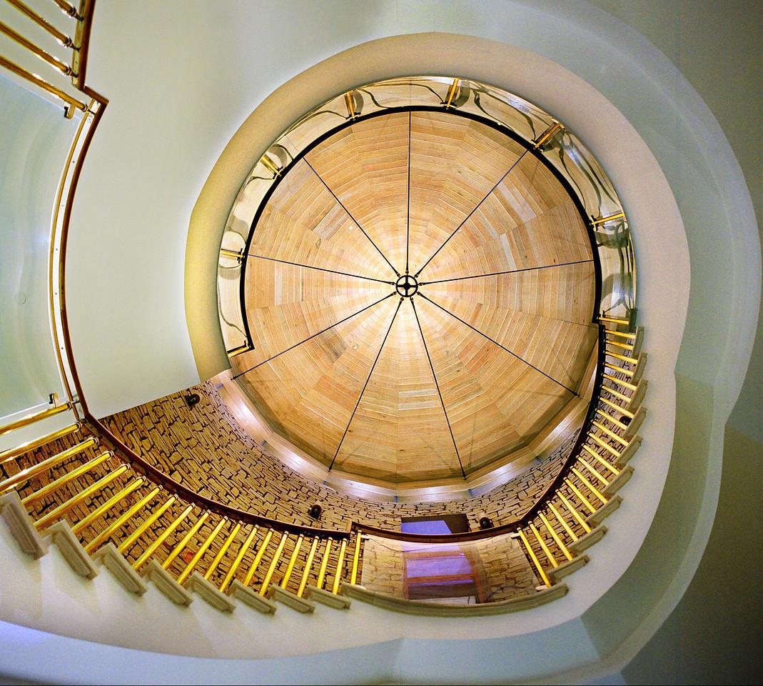Staircase, Druid's Glen Hotel