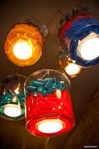 Curler Lamps 6056